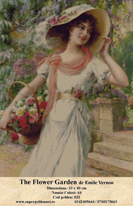 032 - flower garden