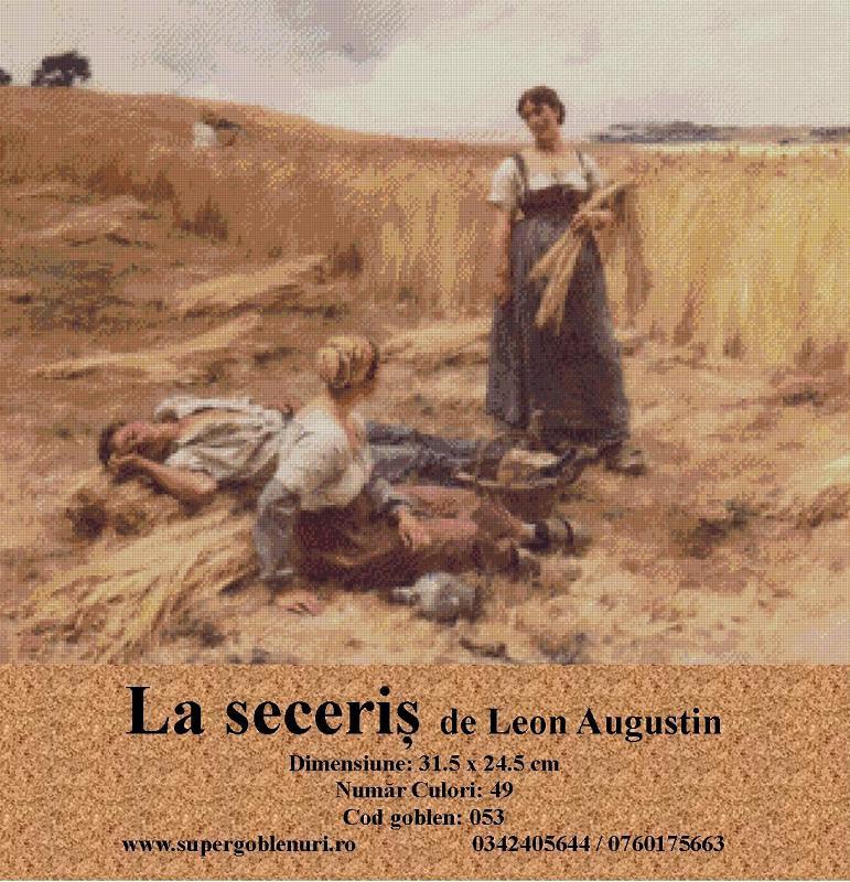 053 - La seceris de Leon Augustin
