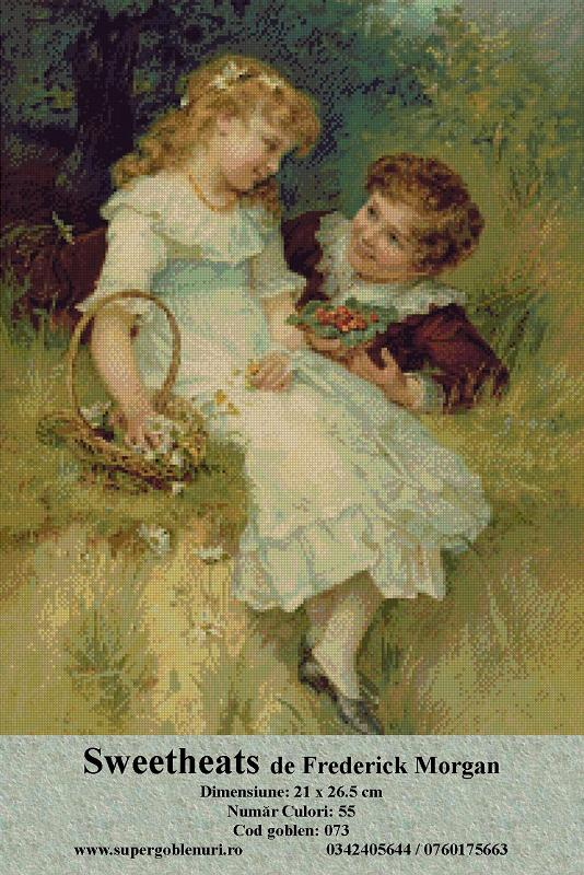 073 - Sweetheats de Frederick Morgan