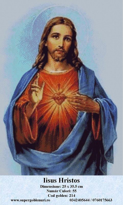 214 - Iisus Hristos