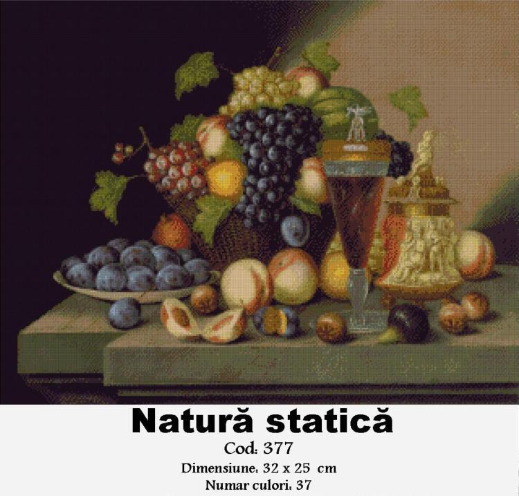 Kit Goblen - Natura Statica