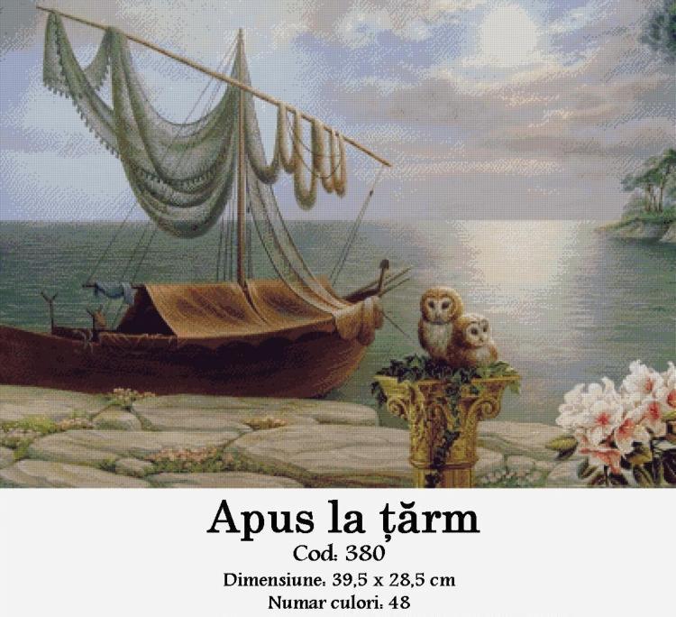 Goblen - Apus la tarm